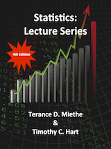 Statistical Lecture Series Jacket